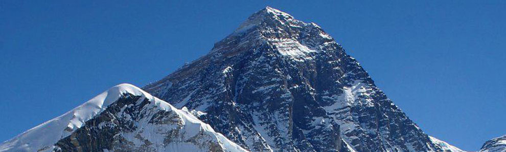Mt. Everest 8848m